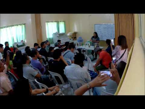 BPI Mushroom Culture & Cultivation Training, Day 2 Lecture