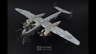 Heinkel He 219 Uhu Tamiya 1/48 - Aircraft Model