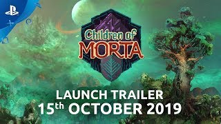 Children of Morta | Official Launch Trailer | PS4