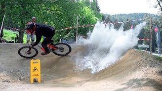 Mountain Bike Drift Skills Day | Felix Welt