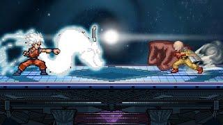 SSF2: Super Saiyan Omni God (Mastar Media)