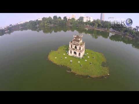 Legendary Hoan Kiem Turtle Hanoi Vietnam - Last footage before he died