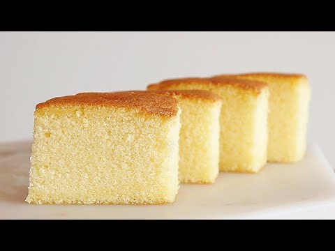 How To Make Delicious Milk Cake/hot Milk Cake/simplest&easiest  Milk Cake