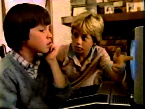 Texas Instruments Home Computer 1982 TV Commercial
