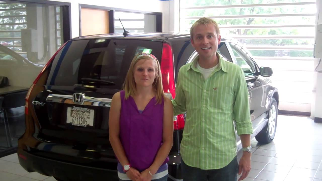 Sam Swope Honda >> 2007 Honda CR-V Louisville KY | Sam Swope Honda World ...