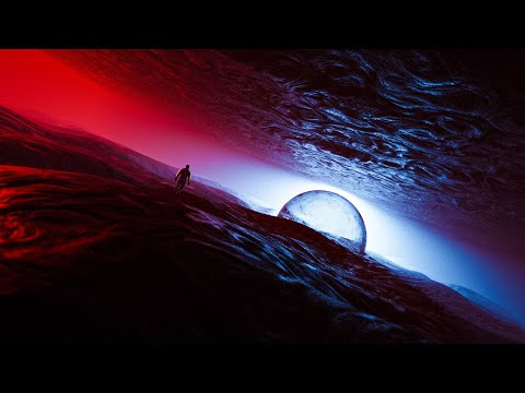 Create an Easy Sci-Fi Environment For Beginners (Blender Tutorial)