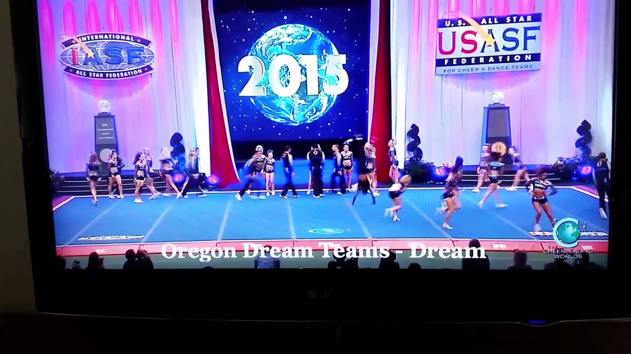 Oregon Dream Teams ODT at Worlds 2015! ROCKED IT