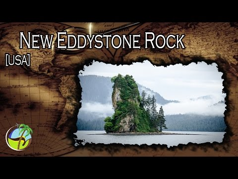 New Eddystone Rock, USA