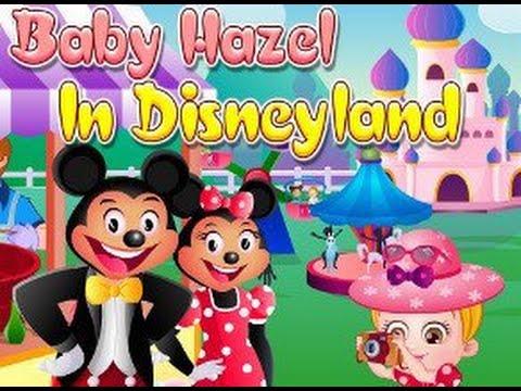 Baby Hazel in Disneyland - best app demos for kids