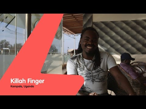 Paza artist interview: Killah Finger (Uganda)