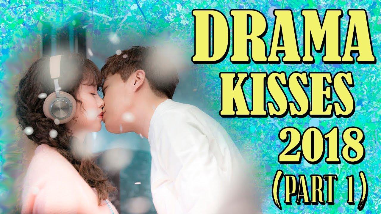 DRAMA KISSES 2018 (part 1) | ПОЦЕЛУИ ИЗ ДОРАМ 2018 (часть1)