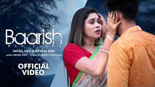 Baarish Ban Jaana | Sad Love Story | Payal Dev, Stebin Ben |Suvo_Puja||Brightvision