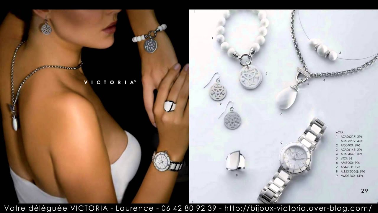 c2dff08abcb32 catalogue bijoux victoria 2013 - YouTube