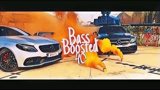 2Scratch - LOCO (feat. TAOG) [Bass Boosted] Mercedes showtime