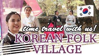 Autumn Trip to Korean Folk Vil…