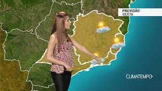 Previsão Sudeste - Sol e calor na região