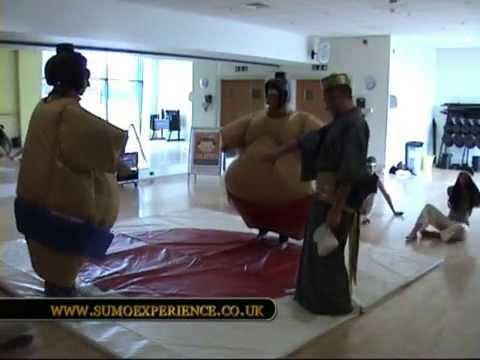 Emmelie's Swedish Sumo Hen Party