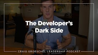 Craig Groeschel Leadership Podcast - The Developer's Dark Side