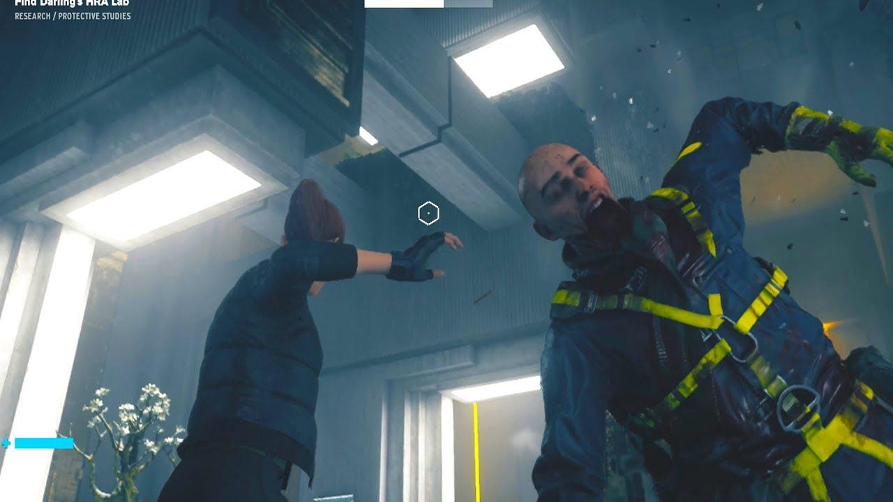 Control - Brutal Combat Gameplay ...