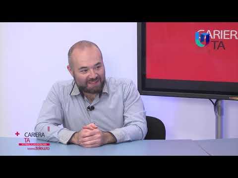 TeleU: Despre oportunități în domeniul IT - cu Ovidiu ARITONI