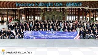 Beasiswa Fulbright S2 di Amerika - AMINEF [150415]