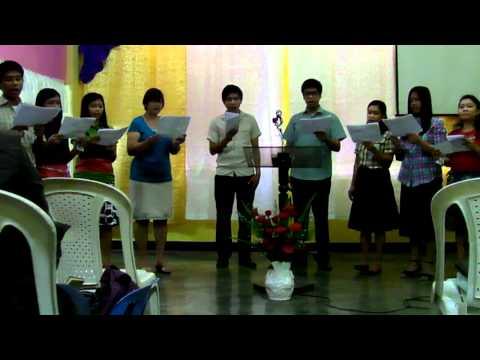 Heavens Declare ( OCC Choir )