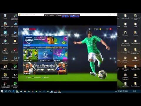 PES 2016 - Novo Crack Online Para Versão Patch V1.3 DLC 2.0