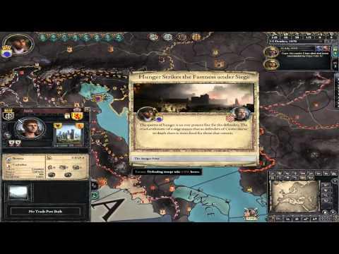 RO MichaelZURO plays Crusader Kings II partea 1 Republic of Venice