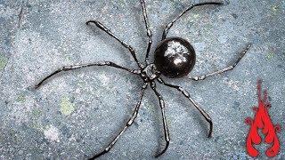 Blacksmithing - Making the mega spider