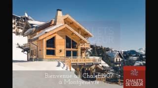 Chalet ski de luxe à Montgenèvre- Chalet 1907