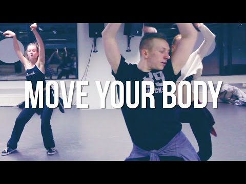 "Sia ""Move Your Body"" 