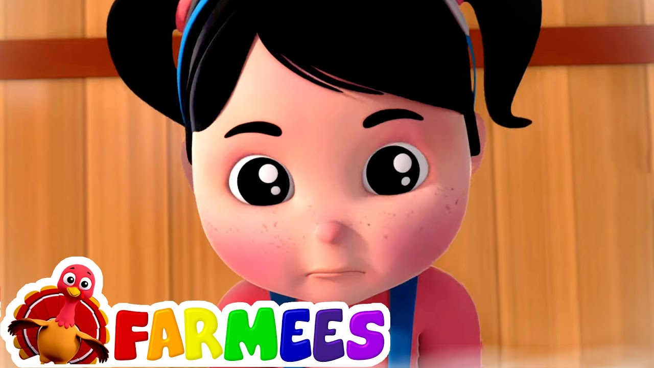 Lagu sakit | Lagu anak anak | Kartun untuk anak | Farmees Indonesia | Video edukasi anak