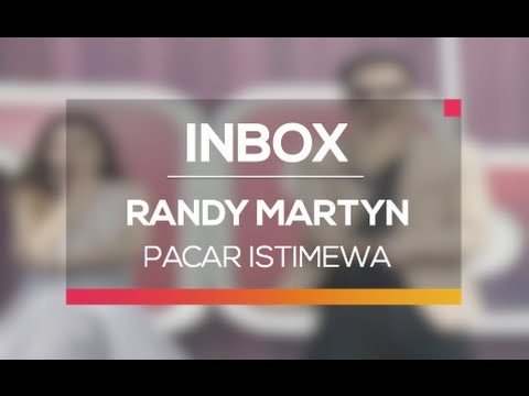 Randy Martin - Pacar Istimewa (Live On Inbox)