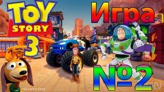 Прохождение Игры История Игрушек 3 2015 Часть 2 - Toy Story 3 2015 - The Video Game Part 2