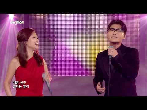 [I Am a Singer 나는 가수다3] - Park jung hyun, Kim Bum Soo - Something 20150424