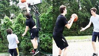 Real Life Love & Basketball!