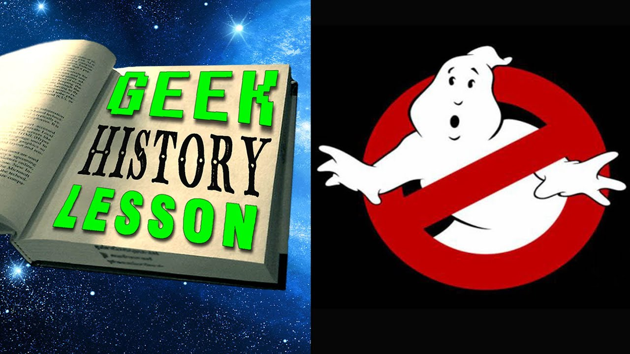 Download History of the Ghostbusters - Geek History Lesson