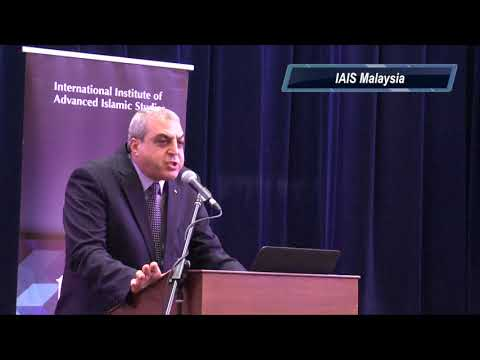 IAIS - Understanding The Jerusalem Contention by Dato' Dr. Anwar H. Al Agha