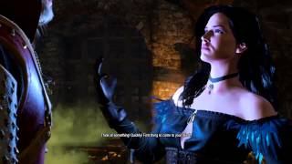 Witcher 3 - The King is Dead - Long Live the King EARTH ELEMENTAL Yennefer sex