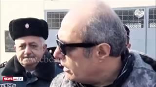 Держите своих зверей в клетках - участники антироссийской акции в Гюмри