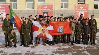 Воспитанники военно-патриотической организации «Спецназ-север» провели военно-полевые сборы