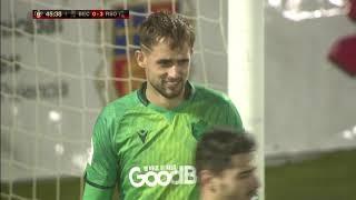 Becerril Vs Real Sociedad 0 8 Resumen Y Goles Highlights Copa Del Rey