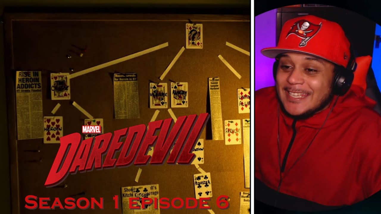 Download Daredevil Season 1 Episode 6: Condemned REACTION! FIRST TIME WATCHING!
