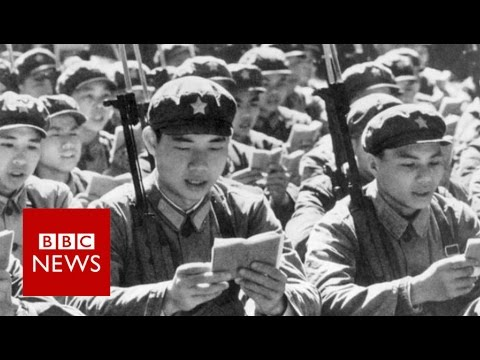 Still ashamed of my part in Mao's Cultural Revolution - BBC News