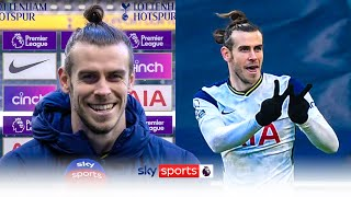 Bale jokes about the gap between his 49th & 50th English league goals 🤣 screenshot 1