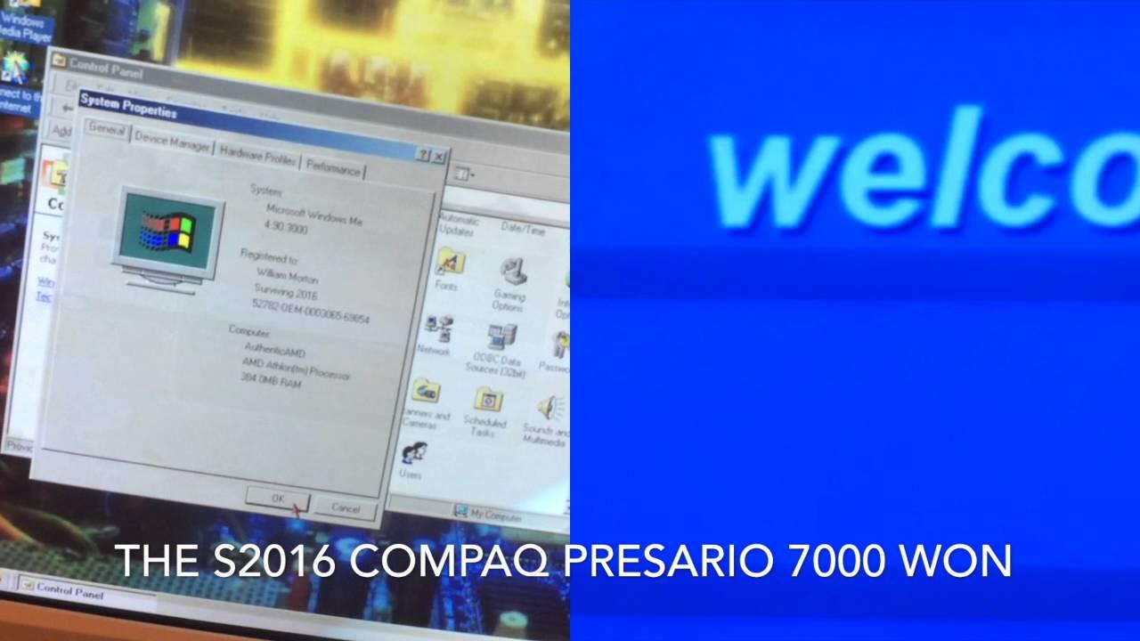 COMPAQ PRESARIO 7000 DRIVERS FOR MAC
