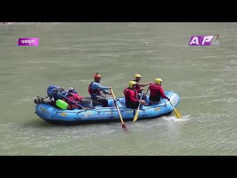 AP1TV   तमोरमा जलयात्राको मज्जा लिनेहैन त
