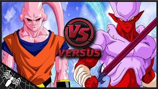 Super Buu Gohan vs Super Janemba. ¿Quien Gana? (Loquendo)