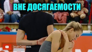 ИТОГИ В ТАНЦАХ НА ЛЬДУ Синицына и Кацалапов Контрольные Прокаты 2019