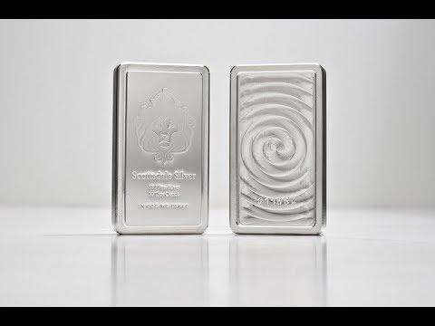Stacking Silver: 10 oz Scottsdale Stacker ..  . . . . mmmmm👍